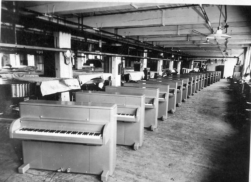 Steinway and Sons Photo Collection